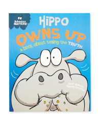 Hippo Owns Up Baby Book