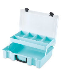 So Crafty Hobby Storage Case - Green