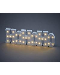 Ho Ho Ho Decorative LED Lights