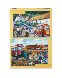 Holiday Memories Jigsaw Puzzle