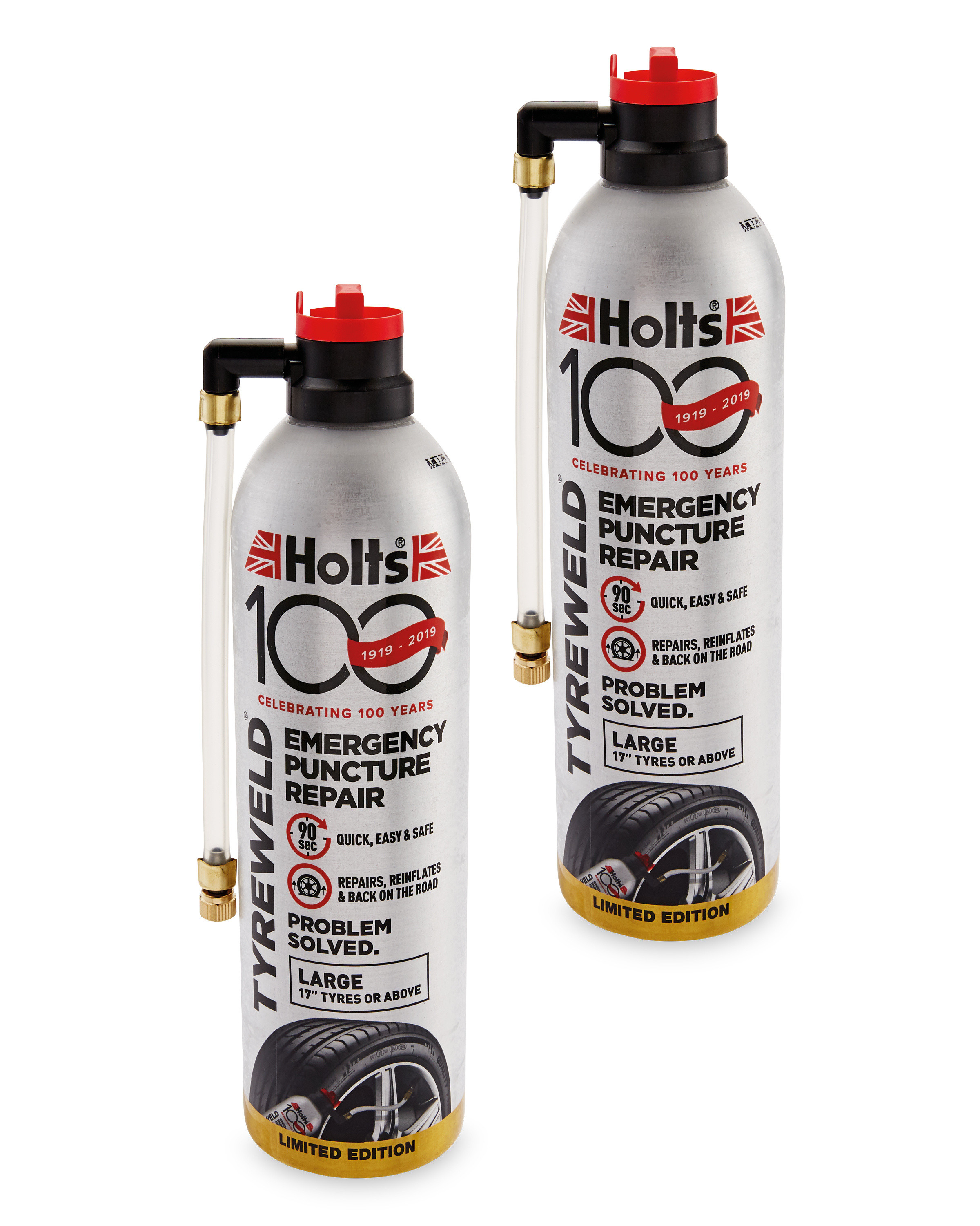 Holts Tyreweld 2 Pack
