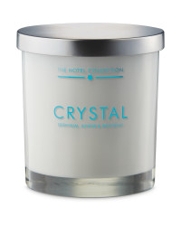 Hotel Collection Candle Crystal