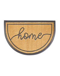 Home Halfmoon Mega Rib Jumbo Mat