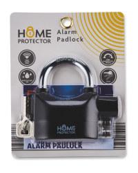 Home Protector Alarm Padlock