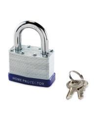Home Protector Laminated Padlock