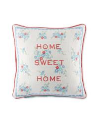 Home Sweet Home Cushion