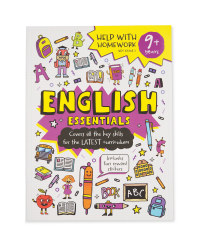Homework 9+ English Essentials