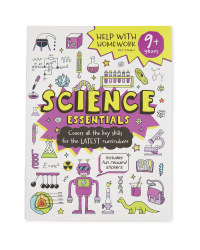 Homework 9+ Science Essentials