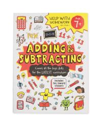 Homework Help 7+ Adding/Subtracting