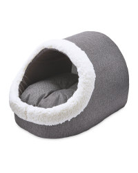 Hooded Cat Bed