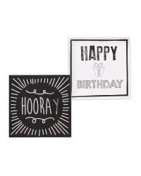 Hooray Birthday Cards 10-Pack