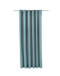 "Hopsack Curtains 90 x90"" - Green"