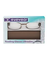 Eyewear Horn Reading Glasses