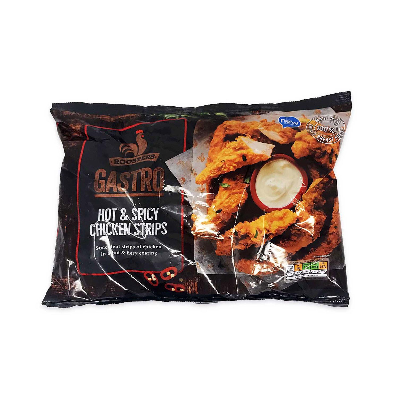 Hot & Spicy Chicken Strips