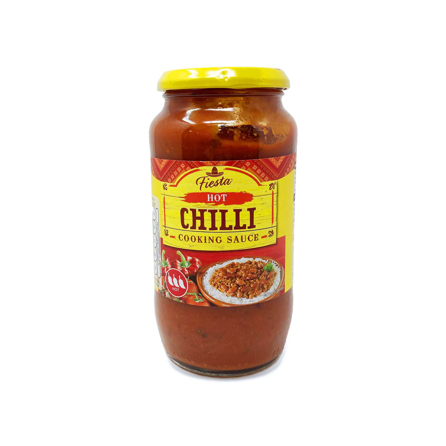 Hot Chilli Cooking Sauce
