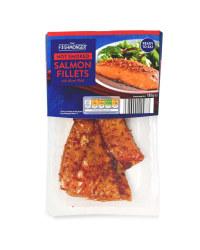 Hot Smoked Salmon - Sweet Chilli