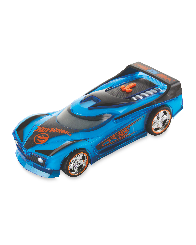 Hot Wheels Cars Spin King Aldi Uk