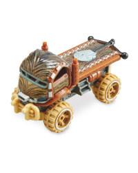 Hot Wheels Chewbacca Car