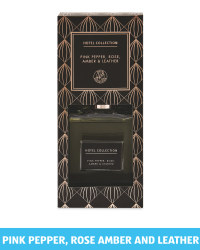 Hotel Collection Black Reed Diffuser