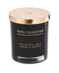 Hotel Collection Candle Black