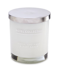 Hotel Collection Candle White