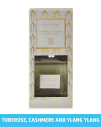 Hotel Collection Grey Reed Diffuser
