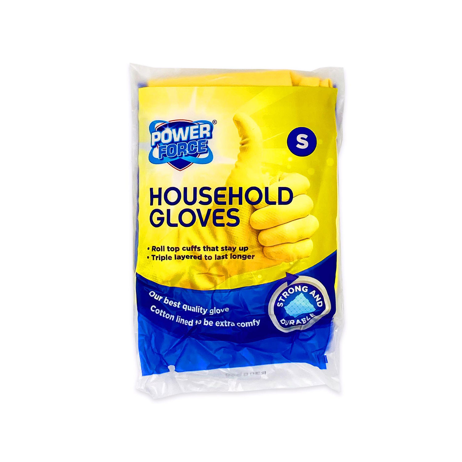 Household Gloves - Small