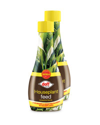 Houseplant Concentrated Feed 2 Pack