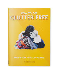How To Go Clutter Free Mini Book