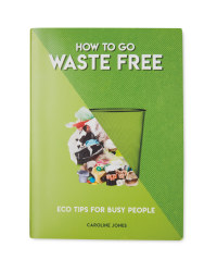 How To Go Waste Free Book