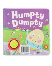 Humpty Dumpty Magic Sounds Book