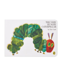 Hungry Caterpillar Board Book