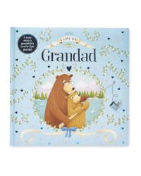 I Love You Grandad Padded Story Book