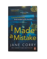 I Made A Mistake Paperback Book