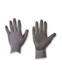 Workwear Dark Grey Gloves 2 Pack