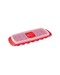 Ice Cube Tray - Red
