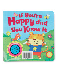 If You're Happy Magic Sounds Book