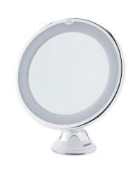 Illuminated Classic Table Mirror