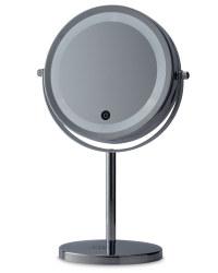 Illuminated Table Mirror