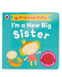 I'm A New Big Sister: Princess Polly