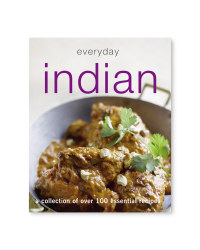 Indian 100 Recipe Cookbook