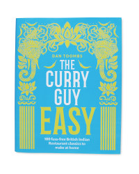 The Curry Guy  Indian Cookbook