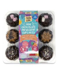 Indulgent Mini Cupcakes