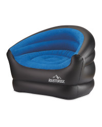 Inflatable Camping Chair - Blue