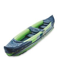 Inflatable Kayak - Green