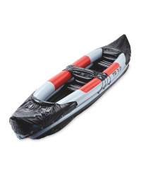 Inflatable Kayak - Red