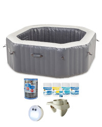 Inflatable Spa Pool & Accessories