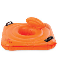 Inflatable Training Ring with Seat