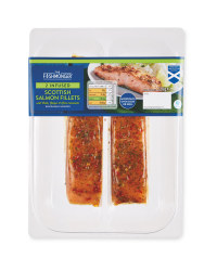 Infused Salmon Fillets
