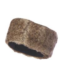 Inoc Faux Fur Headband